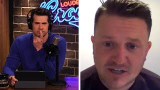 'EUROPE IS HELL!' (Tommy Robinson Uncut)   Louder With Crowder