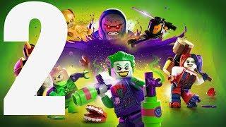 LEGO DC Super-Villains прохождение на русском.без комментариев №2