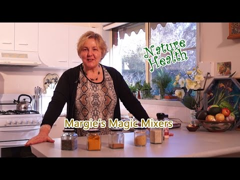 Alternatives to salt and pepper in organic cooking