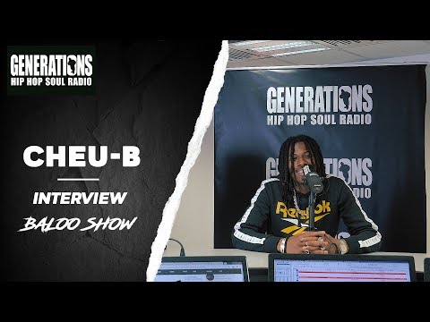 Youtube: Cheu-B – Interview BalooShow: »'Icone», Xvbarbar, Neymar, Siboy …