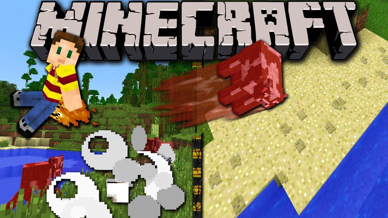 Minecraft: Footprints & TNT Instant Landmine Trap