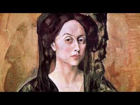 Pablo Picasso - Pinturas - Música Beethoven