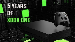 Celebrating 5 Years of The Xbox One!! Thanks For The Laughs Microsoft!