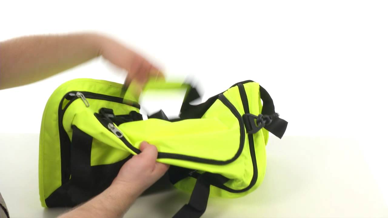 1389ee28f12b Nike Brasilia 6 Small Duffel SKU 8238932 - YouTube