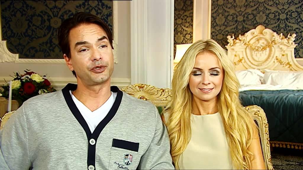 Marcus Schenkenberg zeigt mit Freundin Dorin: Männer, so