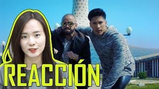 "COREANA REACCIONA A ""Chino y Nacho - Andas En Mi Cabeza ft. Daddy Yankee"""