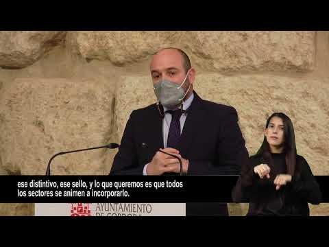 VIDEO ACCESIBLE: El Ayuntamiento crea el logo de Córdoba Incluye como sello de buenas prácticas ante la discapacidad
