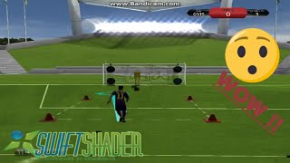Fifa !4 Gamely On swiftshader upto 9fps