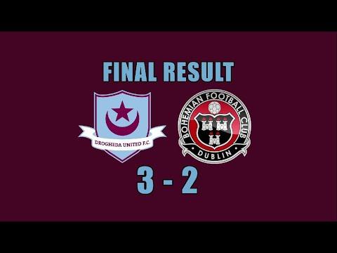 Drogheda Bohemians D. Goals And Highlights