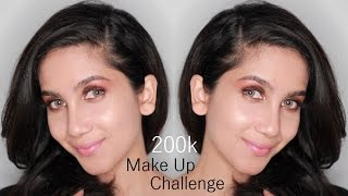 200k Make Up Challenge | suhaysalim
