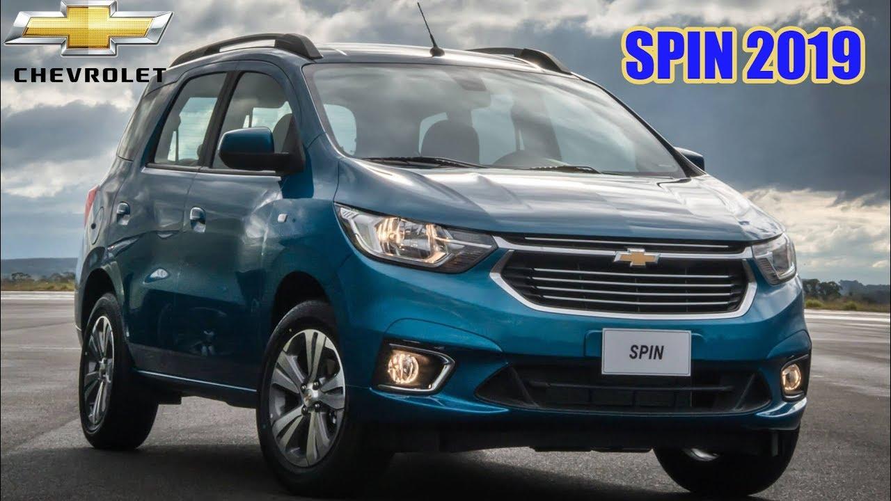 Chevrolet Spin 2019 - Detalhes, preços e consumo   Top ...