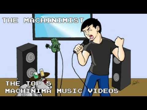 The Machinimist - Smarty's Top 5 Machinima Music Videos (Now on Blistered Thumbs)