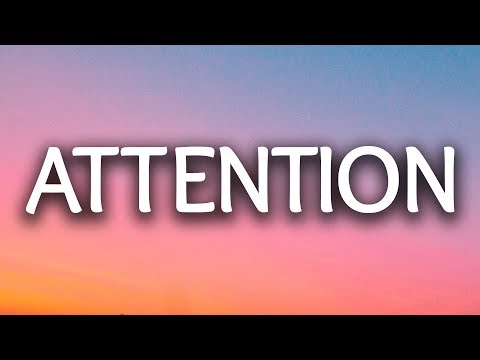 Charlie Puth ‒ Attention (Lyrics / Lyric Video) (Lash Remix)