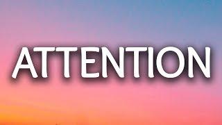 Download Charlie Puth ‒ Attention (Lyrics / Lyric Video) (Lash Remix)