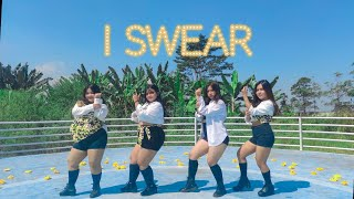SISTAR(씨스타) _ I Swear Dance Cover by FOX CREW (INDONESIA)