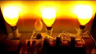 高圧ナトリウムランプ 高圧ナトリウム灯 270W型 3灯