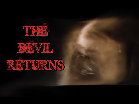 The Devil is Back, He Speaks and he wants Something. Intense, Profound, Audible Proof. MUST SEE.