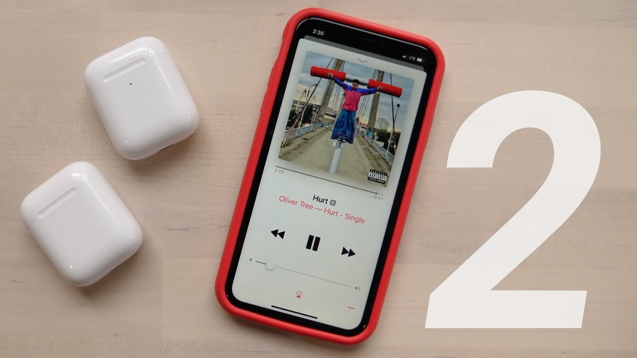 AirPods 2 Review vs AirPods 1: Full Comparison! image