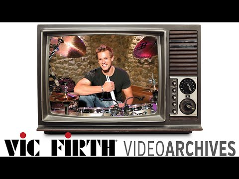 Thomas Lang Interview: A Vic Firth Artist Spotlight