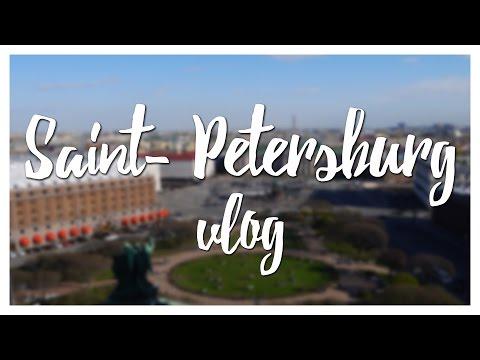 St.Petersburg vlog//Санкт-Петербург влог//1.05.16