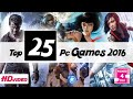 Top 25 pc games 2016 Wiki |  Pc Games 2016 Coming Soon Pc,Ps4,wii U,Xbox One