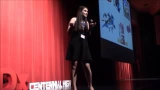 Shattering the Glass Ceiling: Women in STEM | Allison Brown | TEDxCentennialHigh