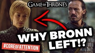 Game Of Thrones Season 7 FINALE: Why Bronn left the Dragonpit Scene early?