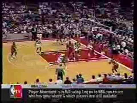 1993 NBA Playoffs Rockets vs Clippers Game 5
