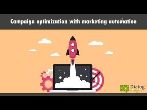 Webinar - How to create customer engagement with marketing automation (Dialog Insight)