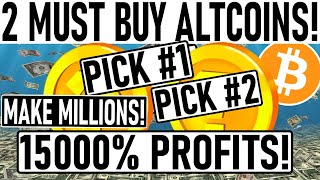 +15000% PROFIT ALTCOIN PICKS! PARABOLIC GEM PICK READY TO BOOM! NEXT SOLONA DISCOVERED 3x GAINS!