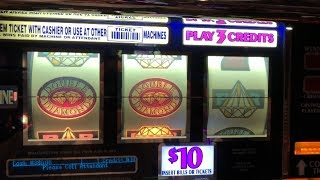 Choctaw Casino Assortment of 4 Videos - JB Elah Slot Channel  Durant, OK.