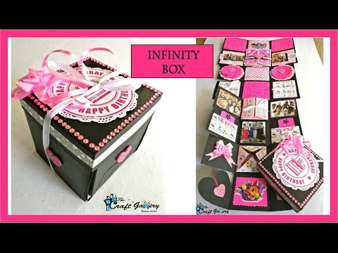 BIRTHDAY GIFT for a Best Friend! || INFINITY box