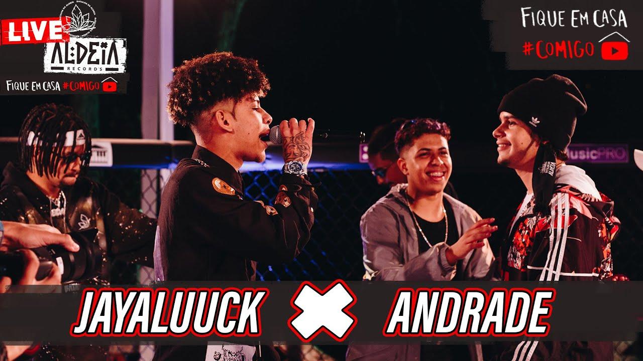 Download JAYALUUCK X ANDRADE   DESAFIO   #LIVEALDEIA