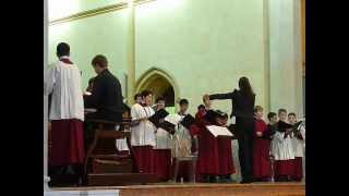 Haydn - Insanae et vanae curae St Marys Cathedral Perth