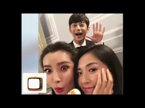 黄晓明Baby大婚 群星在婚礼现场合影玩疯了