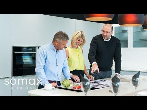 Bespoke Rational kitchen design - Clitheroe Lancashire
