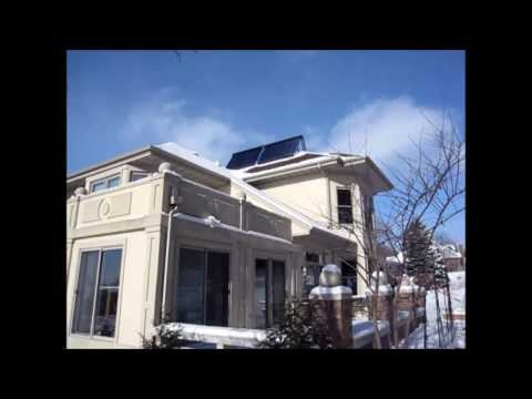 SOLAR DYNAMIX 25Kwh/day Thermal Radiant Heating System.