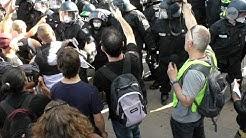 """Dokumentation der """"Hygienedemonstrationen"""" in Berlin - Teil 3: 9. Mai 2020"""