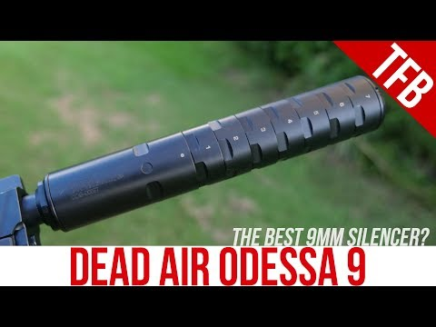 Dead Air Odessa Review: The Best 9mm Suppressor There Is?