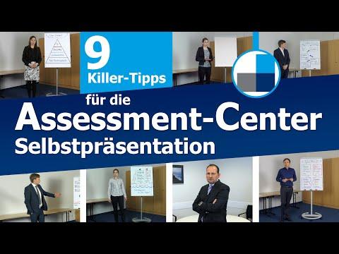 Assessment Center - 9 Killer-Tipps für die Selbstpräsentation im AC - Beispiele