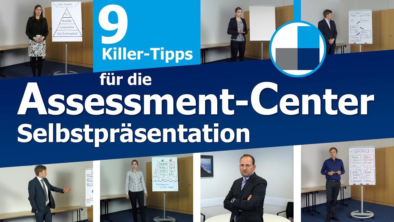 assessment center 9 killer tipps fr die selbstprsentation im ac beispiele - Selbstprasentation Vorstellungsgesprach Beispiel