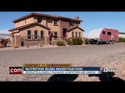 Nutrition Rush under federal investigation