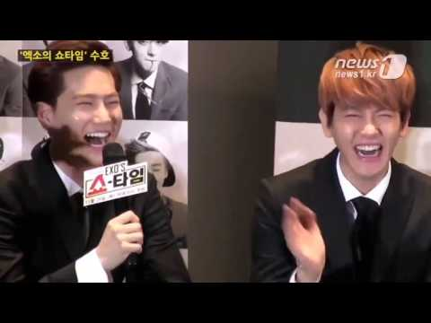 EXO Laughing Compilation