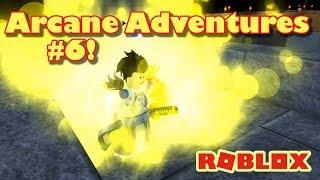 Roblox Let's Play: Arcane Adventures #6 - Clash Battle!