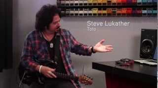 [BOSS TONE CENTRAL] GT-001 played by Steve Lukather