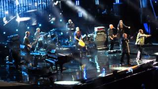 Peter Gabriel - In Your Eyes 4-10-2014 Rock & Roll Hall of Fame Induction Ceremony