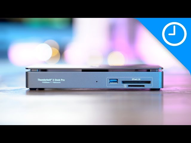 Best Thunderbolt 3 accessories for your Mac [Video] - 9to5Mac