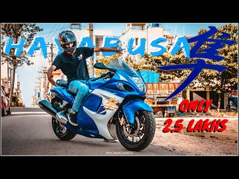 Repeat HAYABUSA for just 2 5 lakhs| Cheapest Superbike