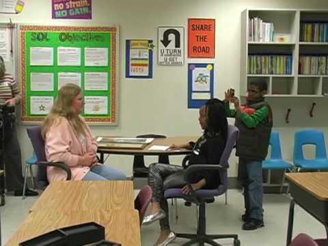 Bensley Elementary School Verbal History Project.mpg