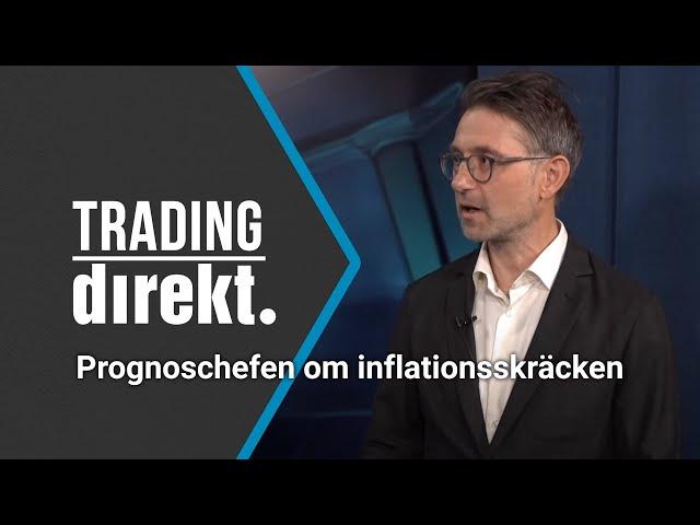 Trading Direkt 2021-05-28   Prognoschefen om inflationsskräcken - skrämskott eller allvar?